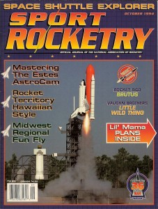 Sport Rocketry Magazine