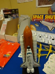 Shuttle Signed By Vern